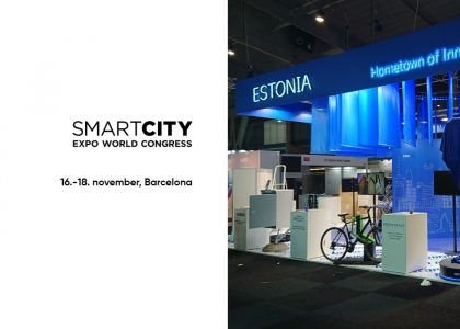 Bisly at Smart City Expo