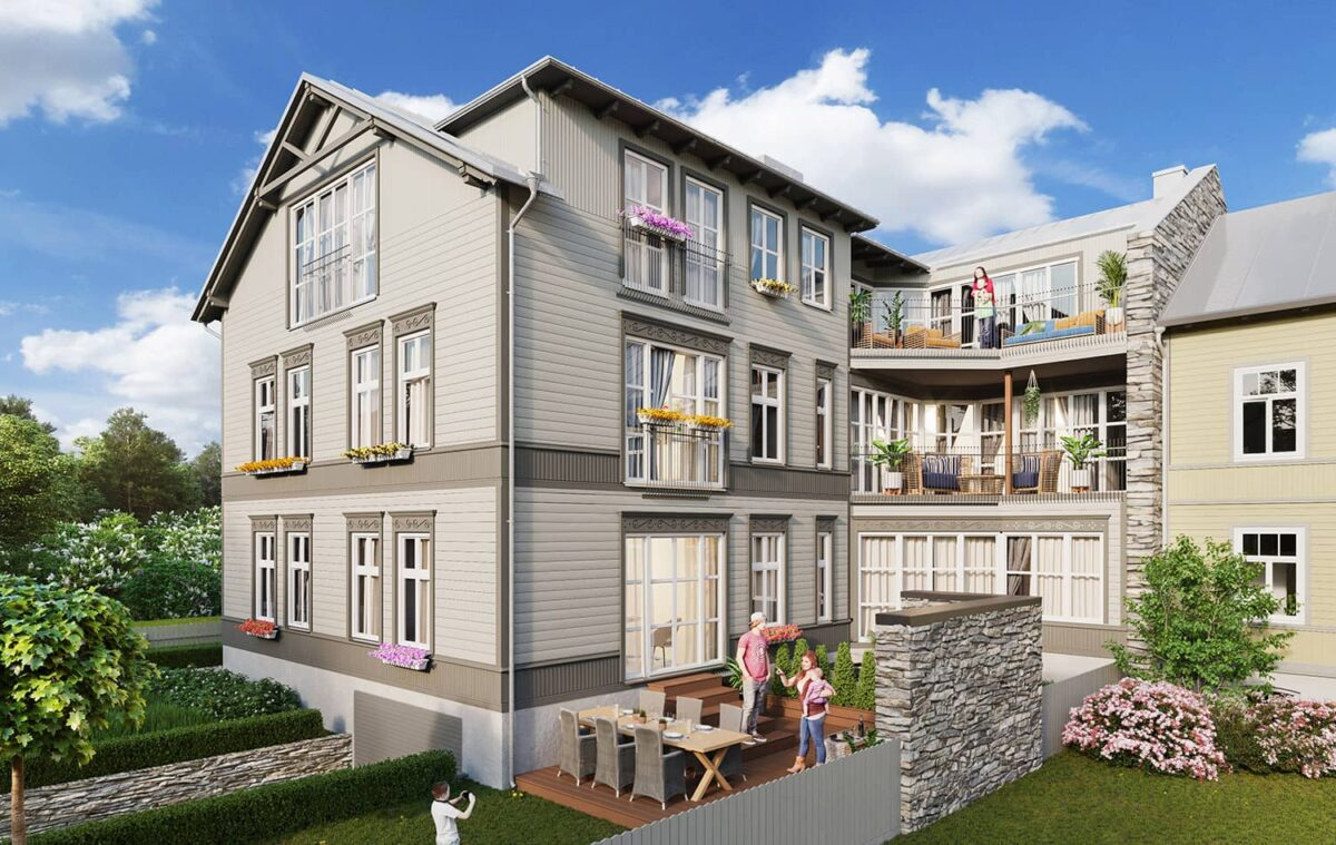 Vesivärava 9 smart home
